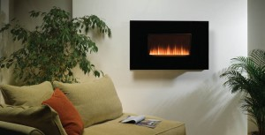 wall mounted gas stove