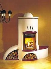 austroflamm athmos fan wood burniing stove