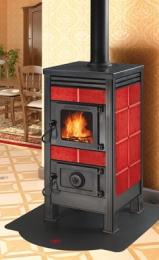 castelmonte classic maya wood burning stove