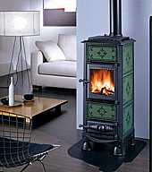 castelmonte futura stove