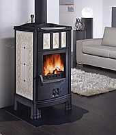 wood burning stove castelmonte termoluna wood stove