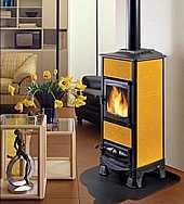 castelmonte futura wood stove