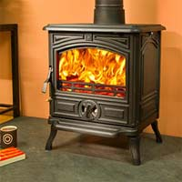defra approved franco-belge  montfort smokeless stove