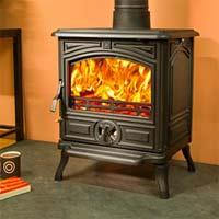 defra approved franco-belge  montfort smokeless stove