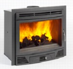 Madrid wood stove
