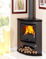 nerja wood burning stove