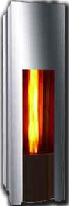 ortner pellet stove