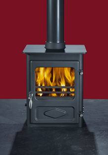 Woodwarm Foxfire DEFRA approved stove