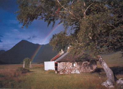 venture scotland bothy glen etive
