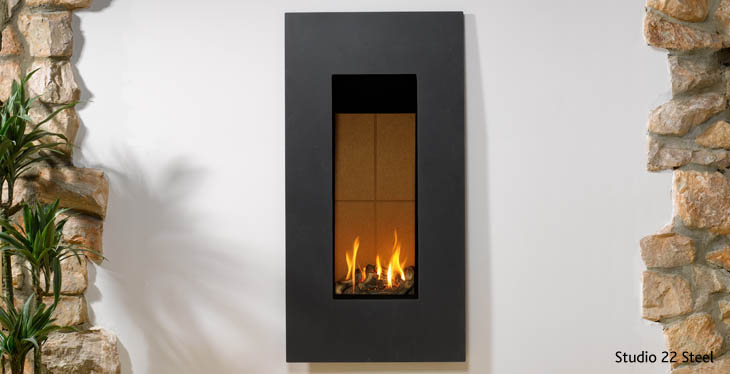 Gas and Oil Burning Stoves | Fireplace Inserts Cassettes